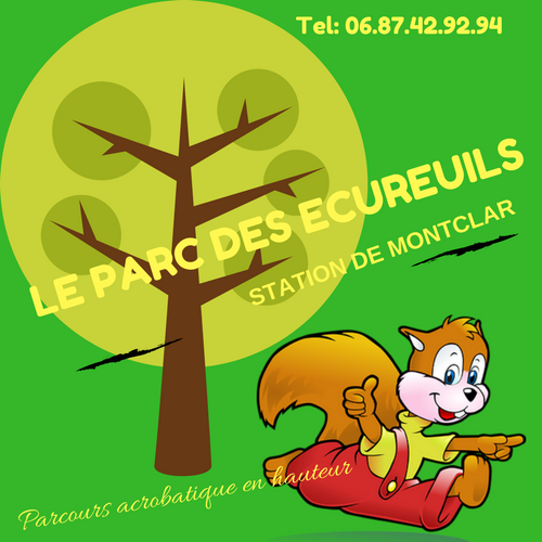 Logo le parc des ecureuils